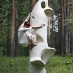 """Entasis Dance IV"", courtesy of the artist and Art-Ovrag, image: Ilya Davydov"